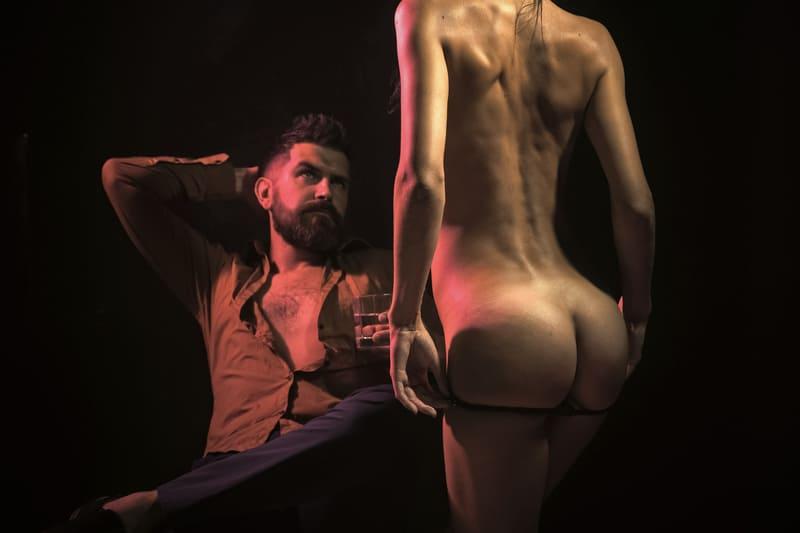 Сладкие ручки (Lux) программа эротического массажа Салона Мед, метро Международная