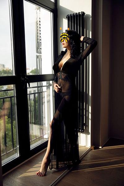 Ксюша массажистка салона эротического массажа Мёд, Москва, Краснопресненская